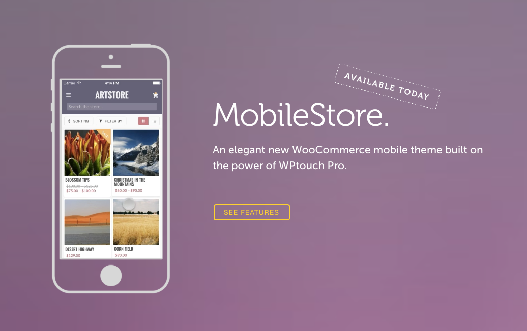 wptouch mobilestore a wptouch woocommerce wordpress theme