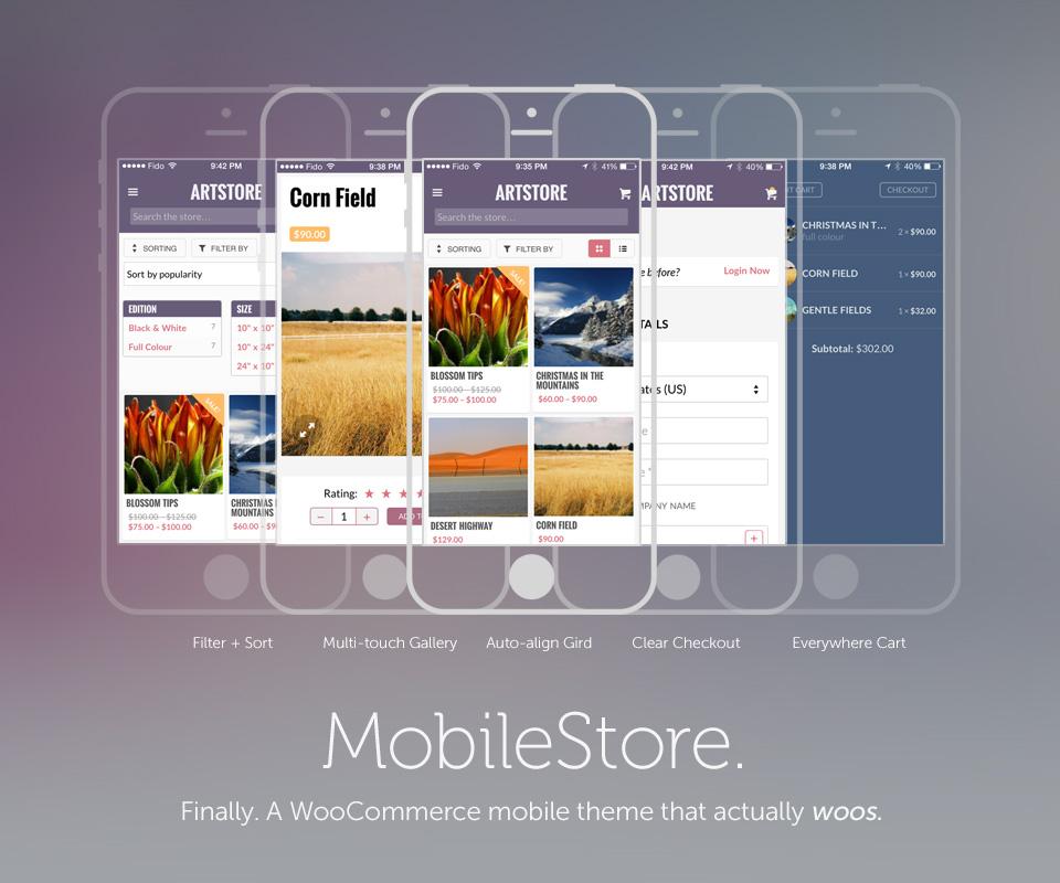 mobilestore-display
